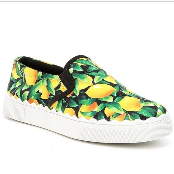 Shoes | Betsey Johnson Lemon Slip
